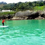 paddle surf, Cantabria, stand up paddle, grupos, clases, SUP, Merón, Oyambre, San Vicente de la Barquera