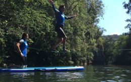 SUP, Cantabria, Paddle Surf, Slackline, Stand Up Paddle, Outdoor