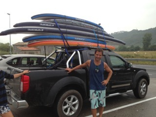 sup, sup river, sup dreamers, stand up paddle, starboard, sps, travesías, clases, escuela paddle surf cantabria, asturias, familias, grupos,pic up
