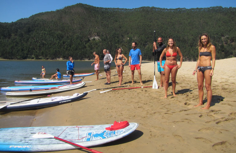 SUP, Cantabria, Grupos, Paddle Surf, Stand Up Paddle, despedidas de soltero, cumpleaños