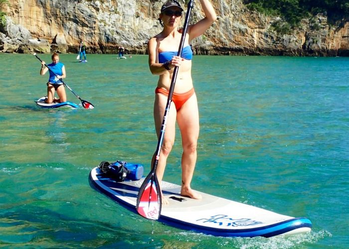 SUP, Paddle Surf, Cantabria, Paddleboarding, Surf, Picos de Europa